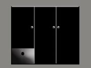 Wardrobe - 3 doors